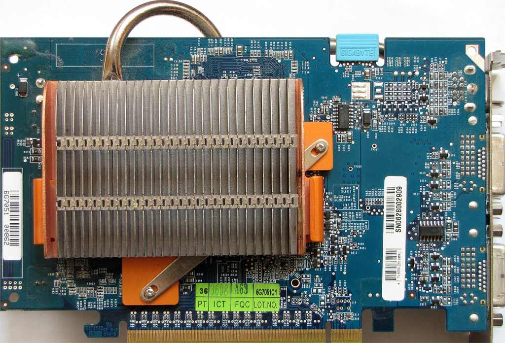 Nvidia Geforce 7600 Gt скачать драйвер для Windows 7 img-1