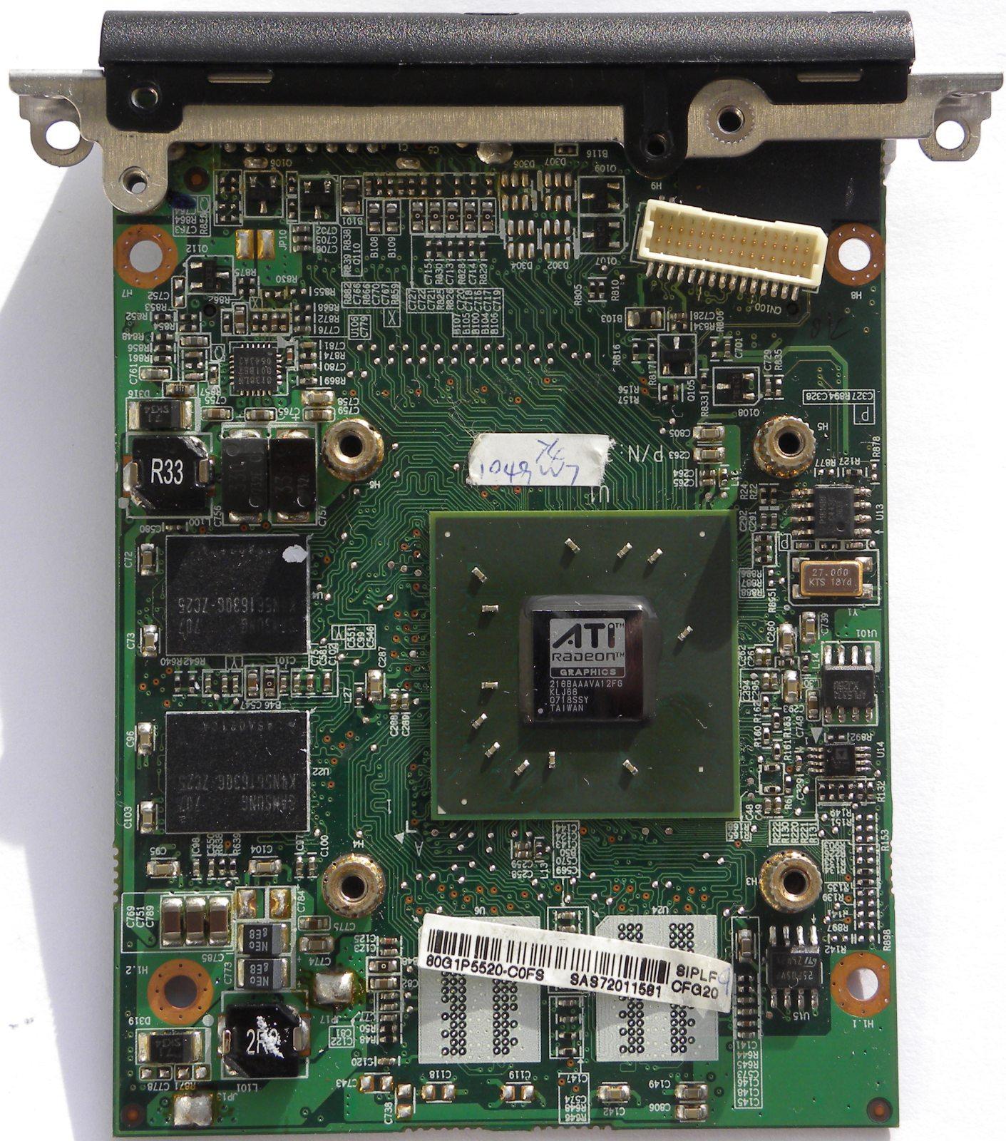 Ati Mobility Radeon X2300 Driver