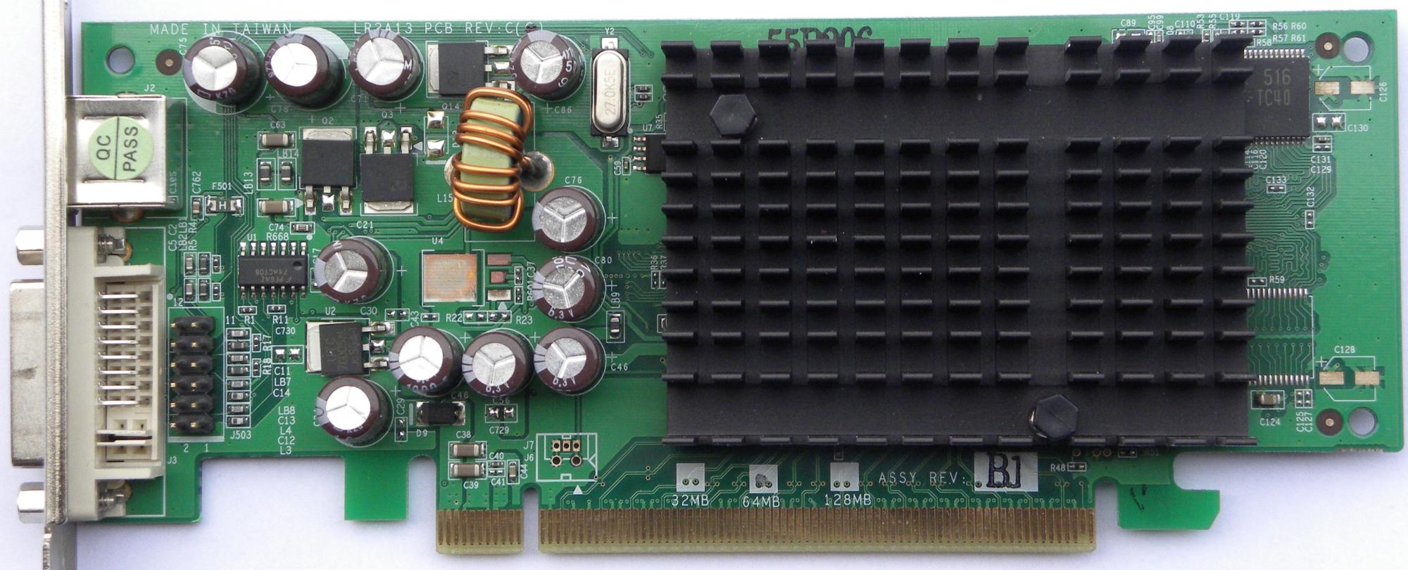 NVIDIA GeForce M nForce M Specs