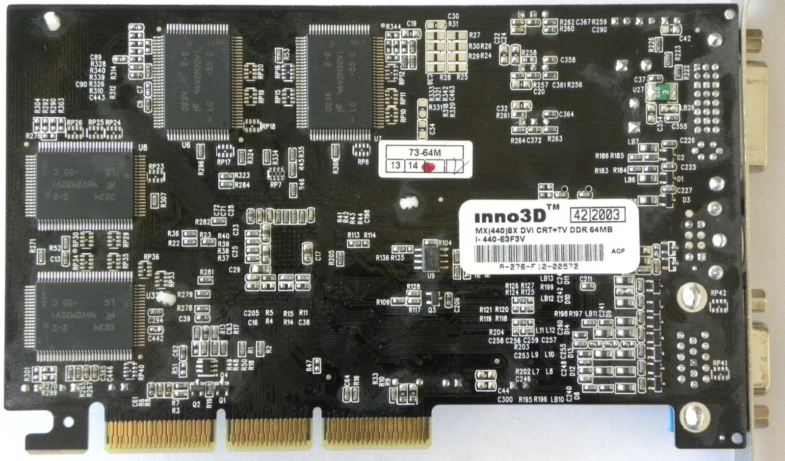 Geforce4 mx 440 8x 128mb драйвер скачать